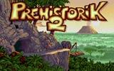 Online hra - Prehistorik 2