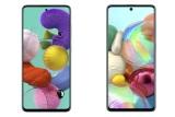Samsung predstavil Galaxy A51 a A71 mobily