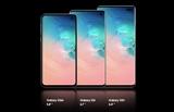 Samsung Galaxy S10e, S10 a S10 plus mobily detailne predstavené aj s cenami