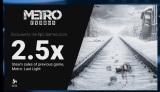 Metro Exodus sa predával na Epic Store 2.5 krát lepšie ako Metro: Last Light na Steame