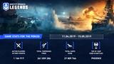 World of Warships: Legends už má milión hráčov
