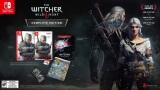 Celý The Witcher 3 pre Switch sa zmestí na jeden cartridge