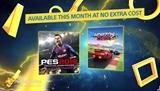 PS Plus prinesie budúci mesiac futbal a racingovku