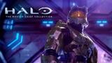 Halo Master Chief kolekcia ukazuje svoje menu a nastavenia grafiky na PC
