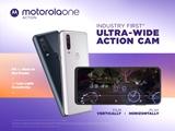 Motorola One Action pridáva kameru otočenú o 90 stupňov