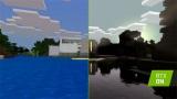 Minecraft s raytracingom sa dnes ukazuje s hi-res textúrami