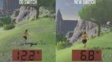 Porovnanie novej verzie Nintendo Switchu so starou