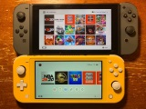 Porovnanie Switch Lite oproti Switchu a PS Vita