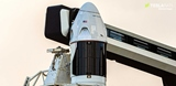 Vesmír: SpaceX ukázal automatickú katapultáciu Crew Dragon kapsule v prípade explózie