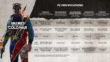 Finálne požiadavky na PC verziu Call of Duty: Black Ops Cold War