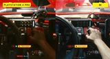 Porovnanie PC a PS4 Pro verzie Cyberpunku 2077