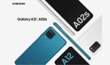 Samsung predstavil Galaxy A12 a Galaxy A02s mobily