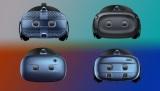 HTC predstavilo VR headsety - Vive Cosmos Elite, Cosmos XR a Comos Play