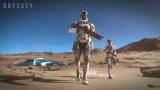 V Elite Dangerous Odyssey expanzii sa budeme môcť prejsť po planétach