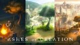 MMORPG hra Ashes of Creation ukázala hodinu a pol zo svojej hrateľnosti