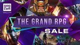 GOG spustil veľký RPG výpredaj