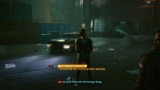 Cyberpunk 2077 patch 1.1 priniesol chybu v queste Down on the Street