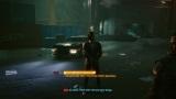 Cyberpunk 2077 patch 1.1 priniesol chybu v queste Down on the Street