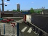EuroTruck Simulator v záberoch