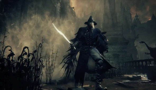 Bloodborne Ps4 Game Bloodborne Ps4 Hra od Sce