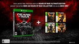 Gears of War: Ultimate Collection na Xbox One dostane v�etky Xbox360 Gears of War hry
