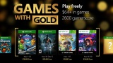 Xbox Games With Gold na november ohl�sen�