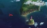 Above polet� nad ostrovmi a oce�nmi za straten�m s�rodencom