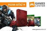 Vyhodnotenie s�a�e o hern� konzolu a hry Gears of War 4 od Gamescenter.sk