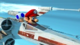 Star Kart, par�dny fan�ikovsk� mix Mario Kart a Star Wars
