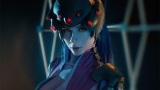Widowmaker z Overwatch v podan� ruskej cosplayerky