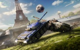 World of Tanks rozp�ta futbalov� hor��ku