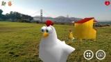 Chicken Charge si berie pr�klad z Pok�mon Go