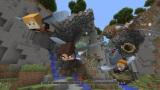 Konzolový Minecraft dostáva Glide minihru