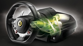 TX Racing Wheel Ferrari 458 Italia Edition