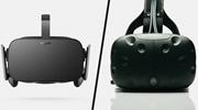 S�boj VR - Oculus Rift vs. HTC Vive