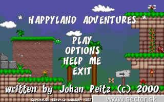 Happyland adventures Xmas