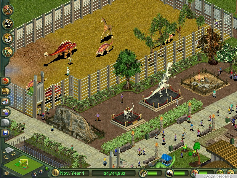 DIGS TÉLÉCHARGER DEMO ZOO TYCOON DINOSAUR