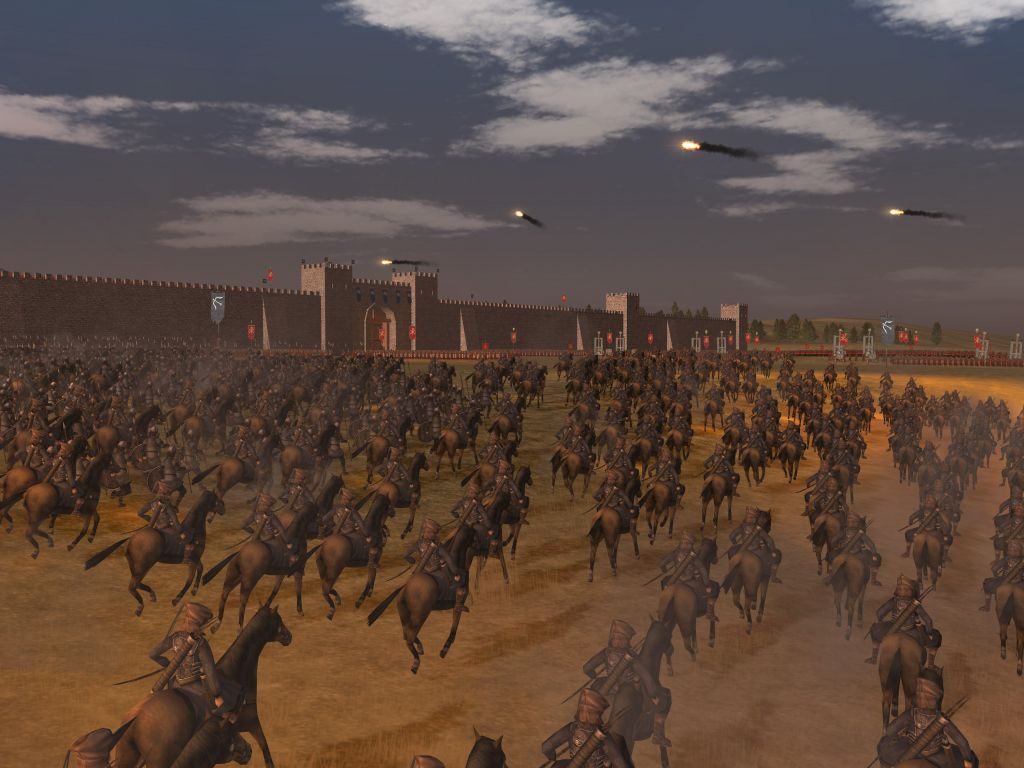Rome: Total War - Barbarian Invasion - demo | Sector