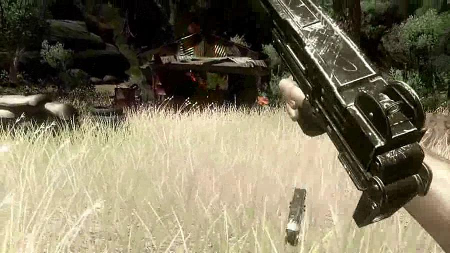 Far Cry 2: Graphic trailer