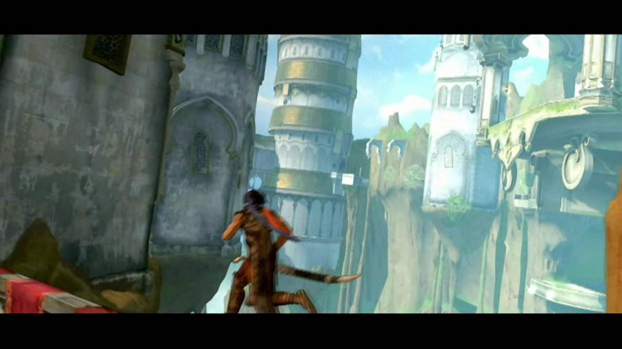 Prince of Persia: TGS trailer