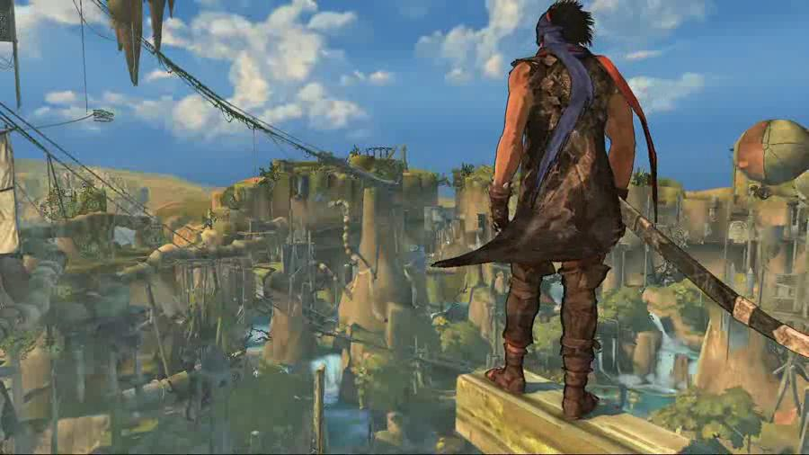 Prince of Persia: Launch trailer