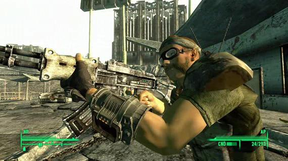 PAX: Fallout 3: gameplay 3