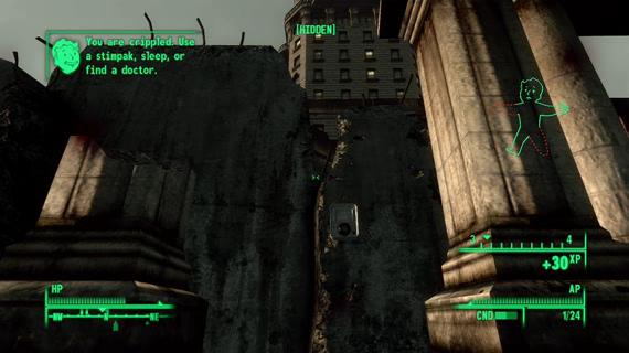 PAX: Fallout 3: gameplay 5