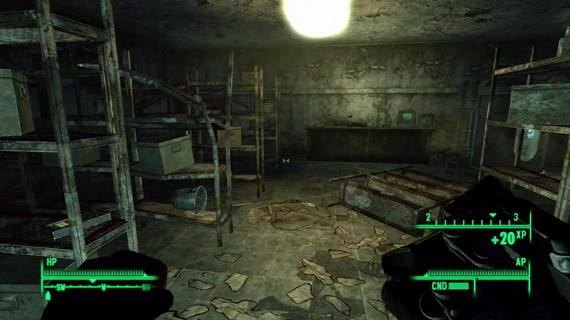 PAX: Fallout 3: gameplay 4