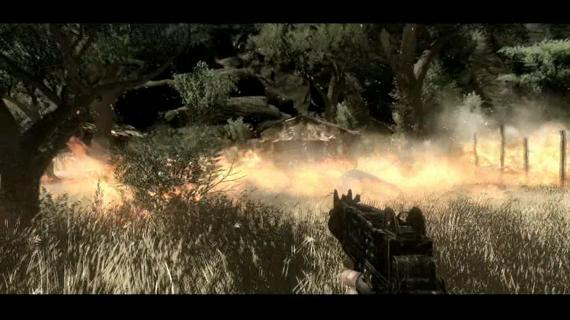 Far Cry 2: Jackal trailer