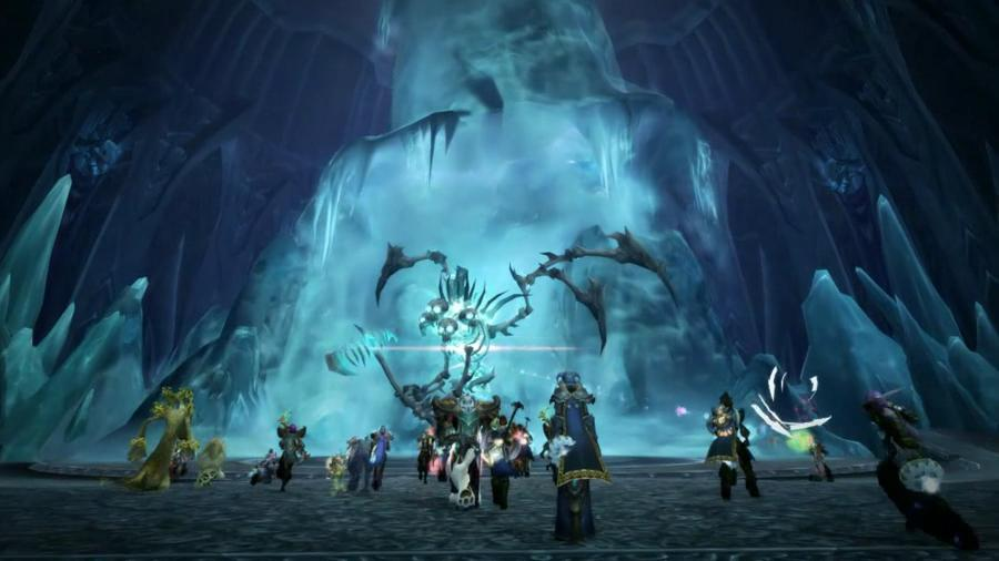 WoW: Fall of the Lich King