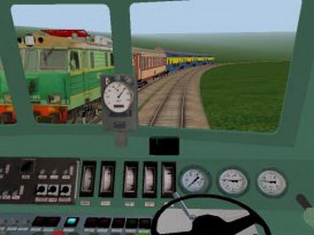 EU07 Locomotive Simulator