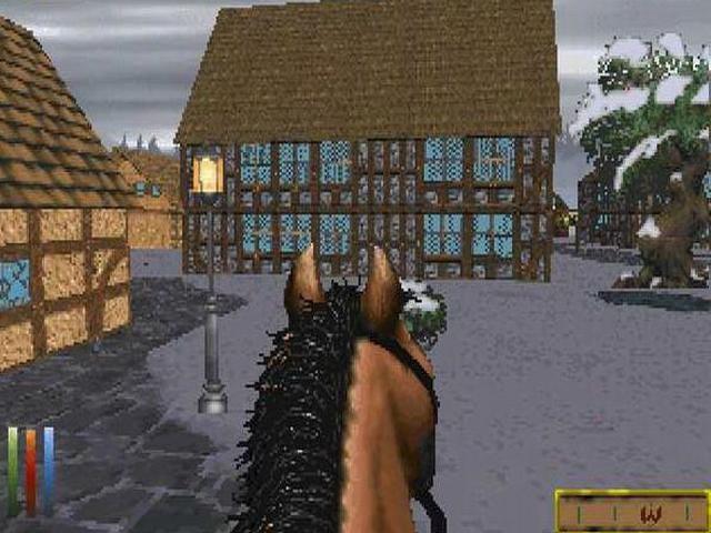 Elder Scrolls II: Daggerfall