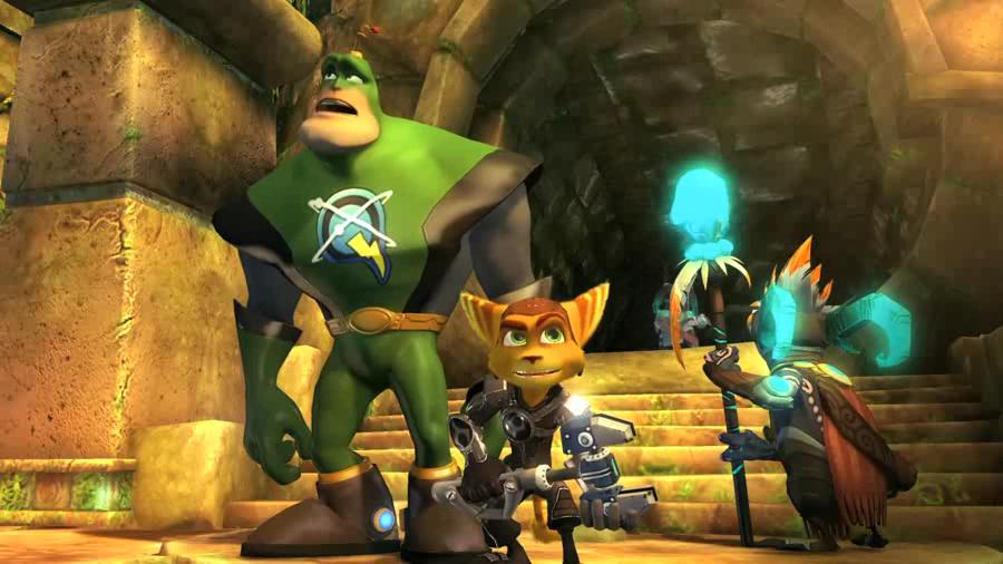 Ratchet And Clank: A Crack in Time - GC09