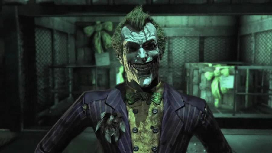 Batman Arkham Asylum - console launch
